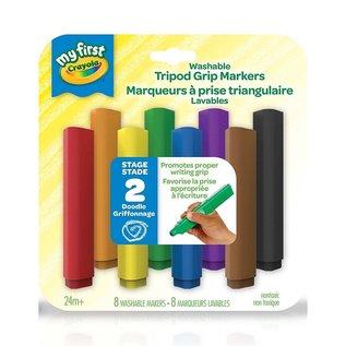 Crayola Marqueurs à prise triangulaire