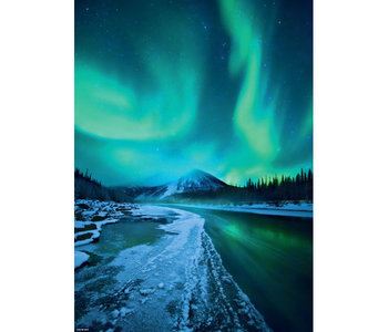 PZ1000 Northern Lights, Power of Nature