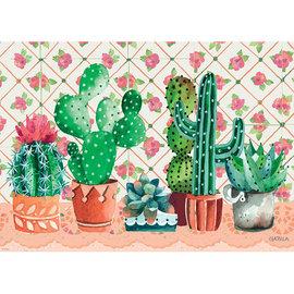 Heye PZ1000 Cactus family, Lovely Times
