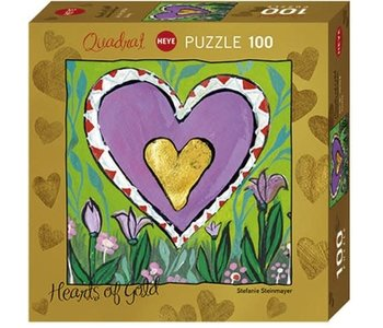 PZ100 Spring, Hearts of Gold