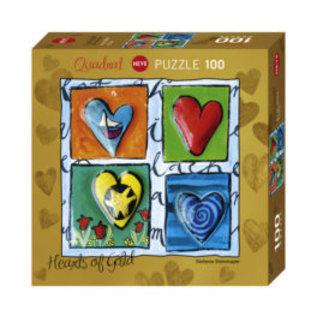 Heye PZ100 4 Fois, Hearts of Gold