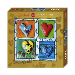 Heye PZ100 4 Times, Hearts of Gold