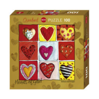 Heye PZ100 All the 9, Hearts of Gold