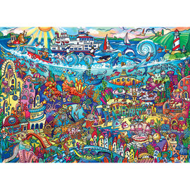 Heye PZ1000 Magic sea, Berman