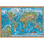 Heye PZ2000 Amazing World, Map Art