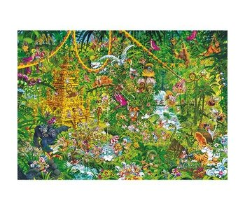 PZ2000 Deep Jungle, Ryba