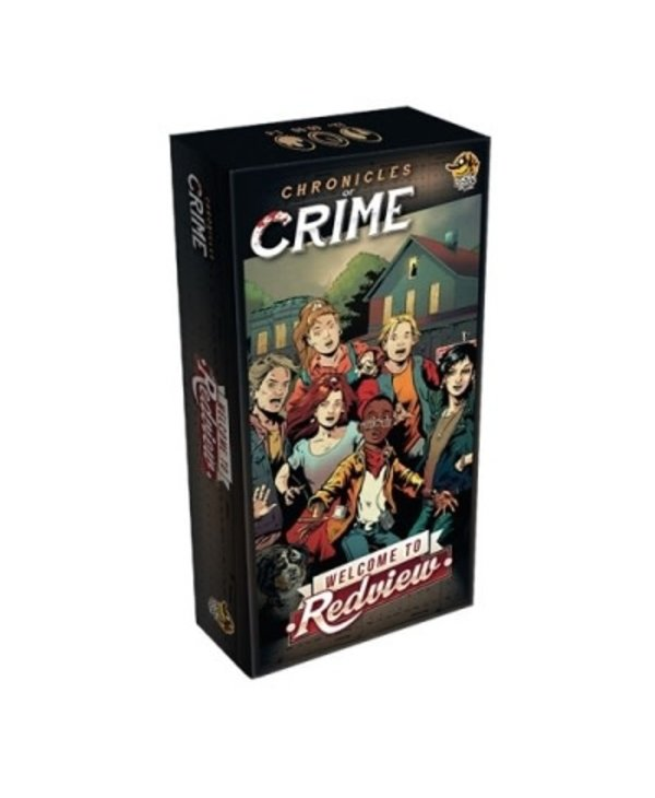 Chronicles of crime - Ext. Welcome to Redview (FR)