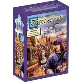 Carcassonne - Ext. Comte, Roi & Brigand