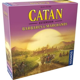 Catan - Ext. Barbares & Marchands (FR)