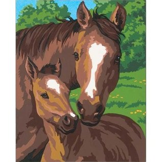 Paintworks Pony & Mother