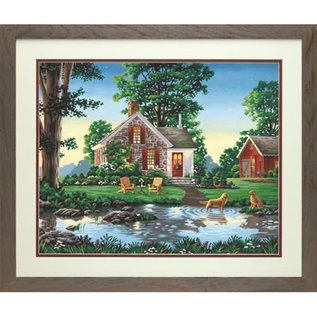 Paintworks Summer Cottage