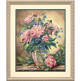Paintworks Fleuri de Pivoines