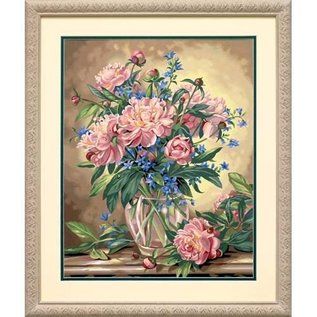 Paintworks Peony Floral