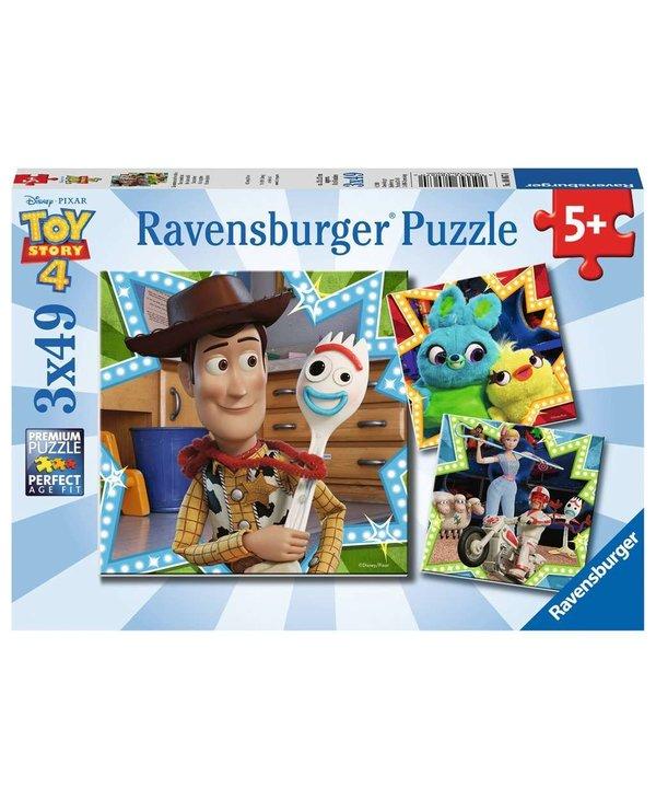 PZ3X49 Tous Ensembles Toy Story 4