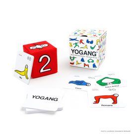 YOGANG Yoga Game