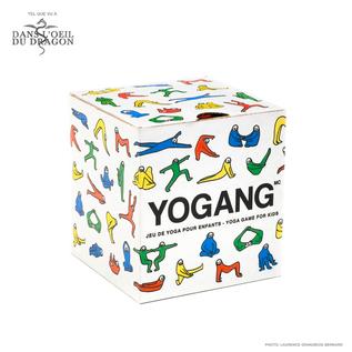 YOGANG Jeu de Yoga