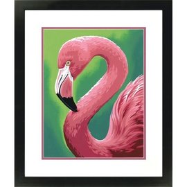 Paintworks Flamingo Fun