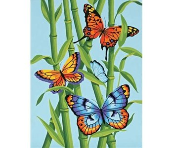 Butterflies & Bamboo