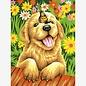 Paintworks Puppy Gardener