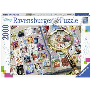 PZ2000 Mes timbres préférés, Disney