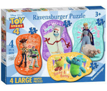 4 en 1, Les jouets sont de retour, Toy Story 4