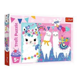 PZ100 Happy Llamas