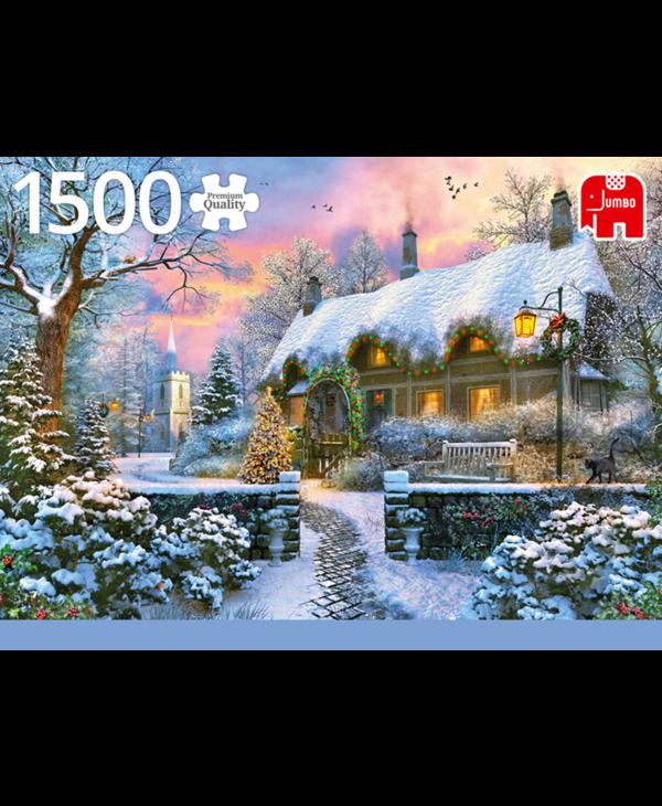 PZ1500 Whitesmith's Cottage in winter
