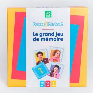 Passe Partout - Le grand jeu de memoire