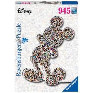 PZ945 Shaped Mickey