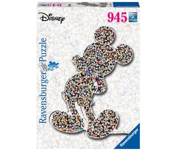 PZ945 Shaped Mickey