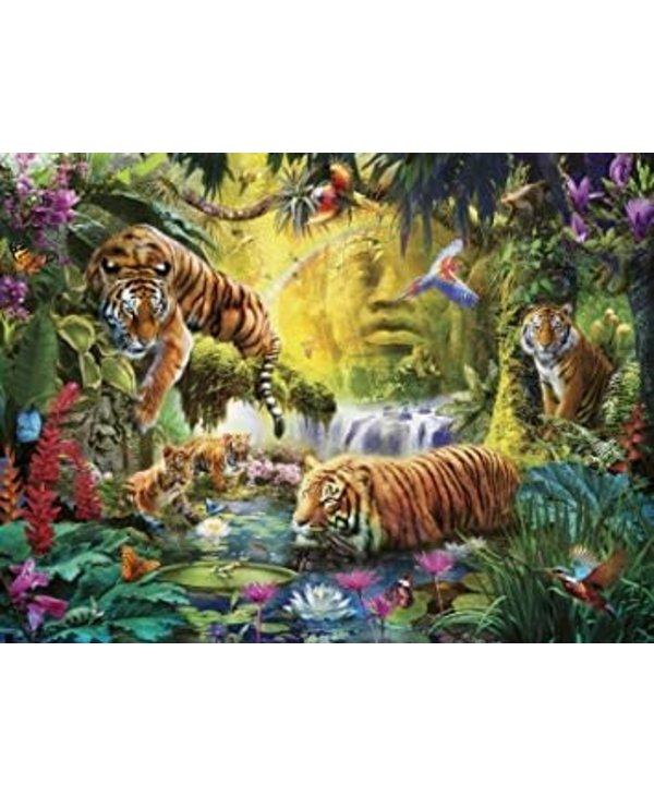 PZ1500 Tigres au plan d'eau