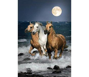 PZ1500 Running Horses