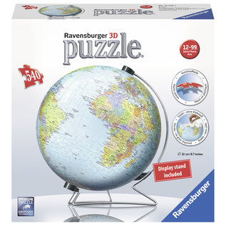 PZ540 Globe Puzzleball