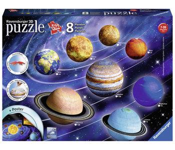 PZ3D Systeme Solaire