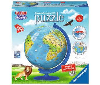 PZ180 Globe Terrestre Enfants