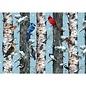 Piatnik PZ1000 Oiseaux de Noel
