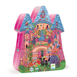 DJECO PZ54 The Fairy Castle
