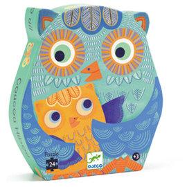 DJECO PZ24 Hello Owl