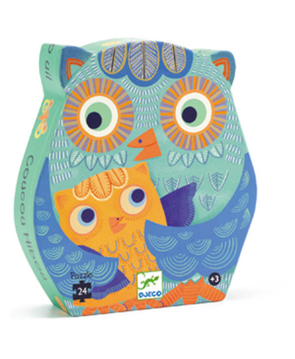 PZ24 Hello Owl