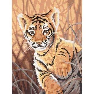 Paintworks Bébé tigre