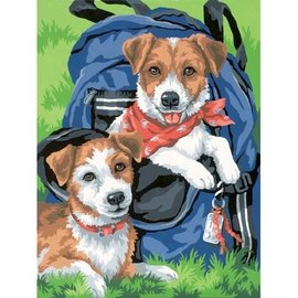 Paintworks Back Pack Buddies