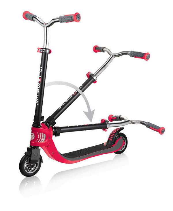 Flow Foldable Scooter Red/Black