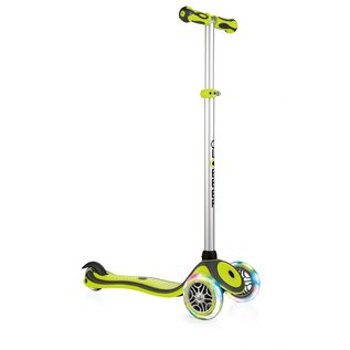 Scooter Primo Plus Lights Green