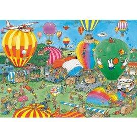 Jumbo PZ1000 Hooray Miffy! 65 Years! JVH