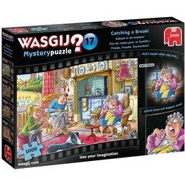 Jumbo Wasgij Mystery 17