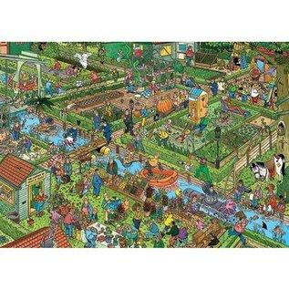 Jumbo PZ1000 Le jardin de legumes, JVH