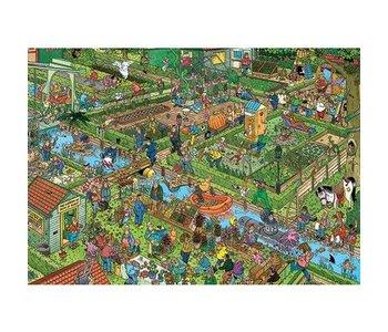 PZ1000 Le jardin de legumes, JVH