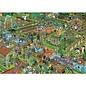 Jumbo PZ1000 The Vegetable Garden, JVH