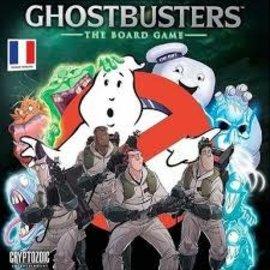 Cryptozoic Ghostbusters - Le jeu de plateau