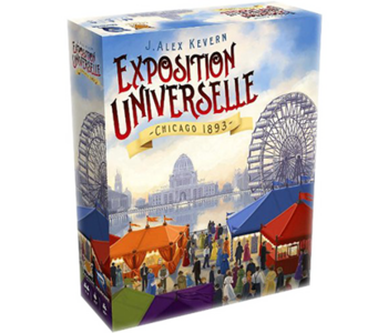 Exposition Universelle - Chicago 1893 (FR)